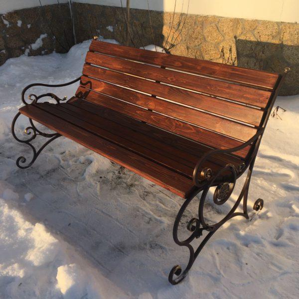 Скамейка садовая №5 Тюмень