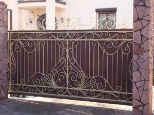 Откатные ворота Тюмень