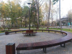 скамейка - лавка садовая