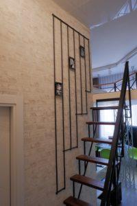 заказать кованые лестницы в Тюмени