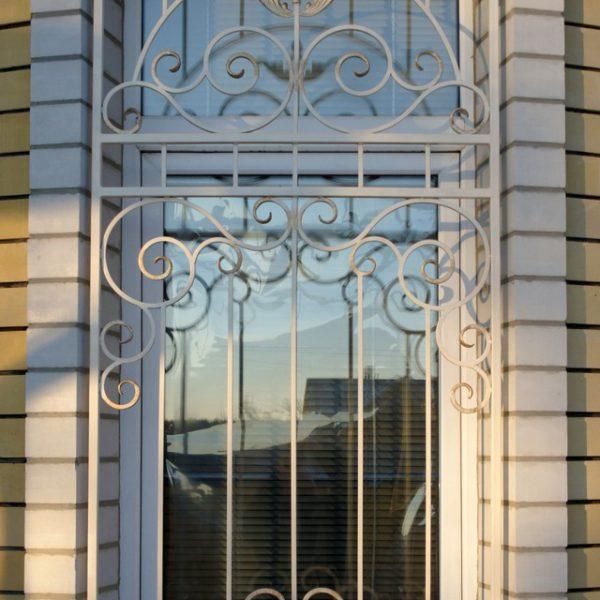 Решетка на окно №27