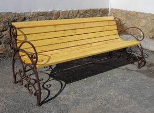 садовые скамейки в Тюмени